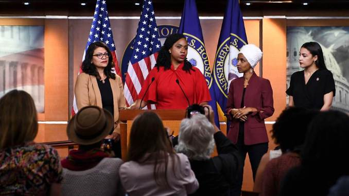 The Squad Calls For Trump's Impeachment – Occidental Dissent