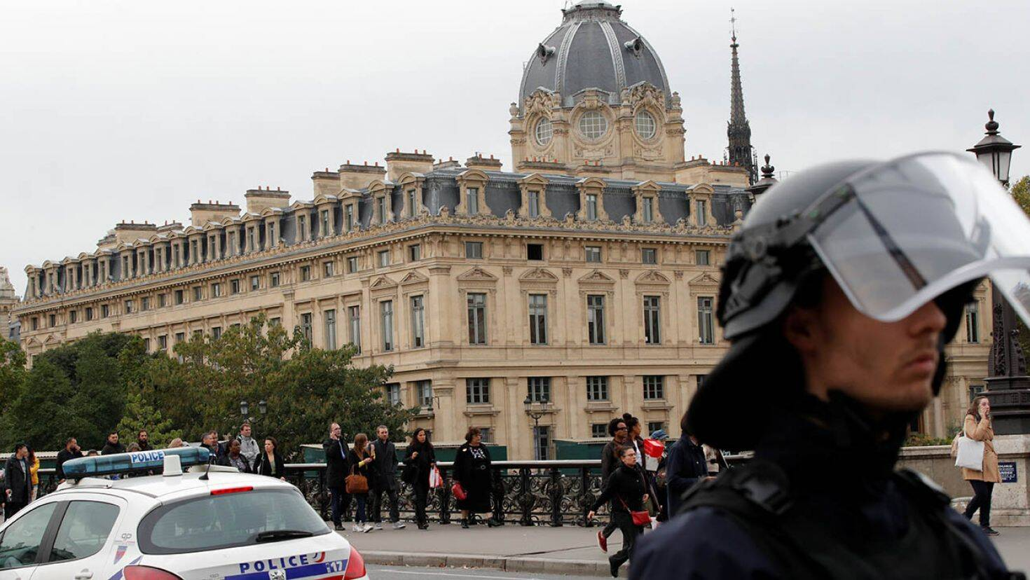 Paris-police-headquarters