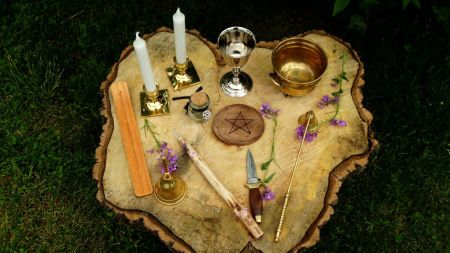 Magic is seen as a power to transform energies into something that affects yourself or others. Someone who practices magic can have various names.