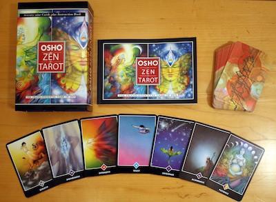 The Osho Zen Tarot: A Transcendental Zen Deck - Tarot