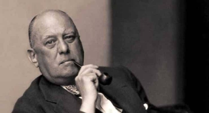 Aleister Crowley: a priest of love, sex, and drugs. On the way to K2, he drank champagne.