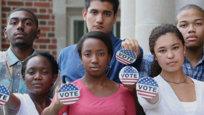voter turnout, voting rights, voting restrictions, voter age expansion, Every Vote Counts, rank choice voting