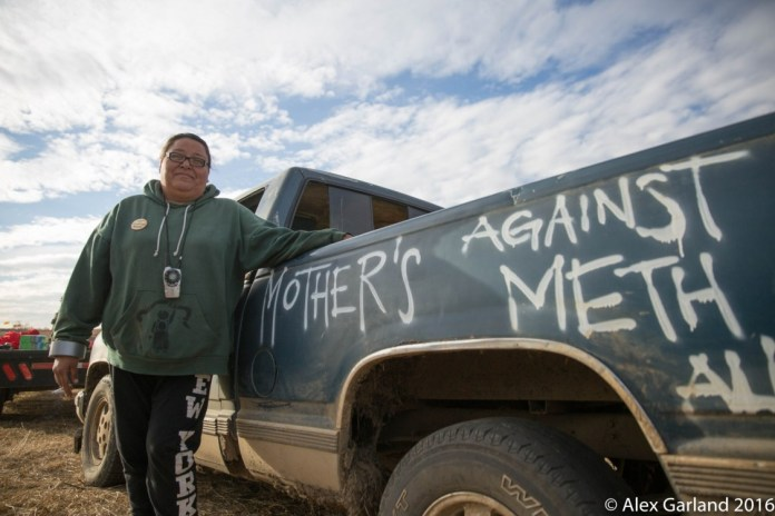 Dakota Access Pipeline, Standing Rock, Alex Garland, Bakken pipeline, North Dakota
