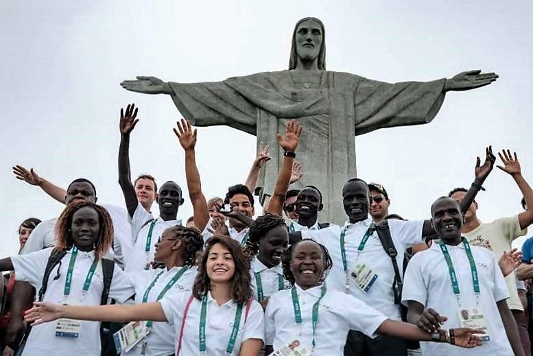 yusra mardini refugee athletes