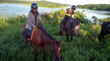 Things to do in Nairobi during lockdown(COVID19)-Horseback Riding