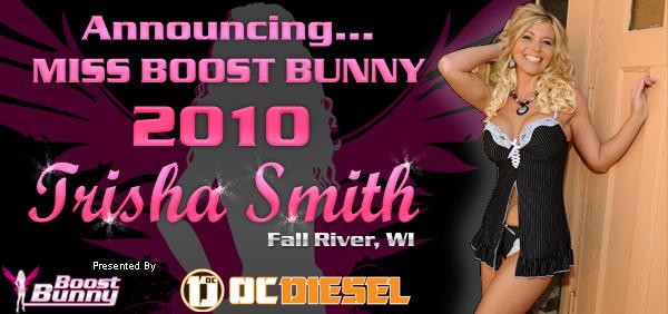 boost bunny 2011 calendar
