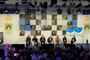 COP21 - Forum Ocean et climat, le 03 dŽcembre 2015 au Bourget