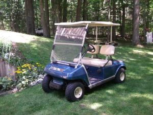 golf cart -2