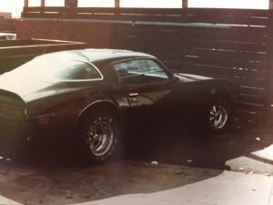 Atwood's 1975 Pontiac Trans-Am.