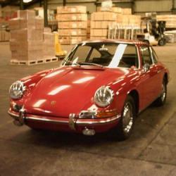 Porsche being exported to Norway