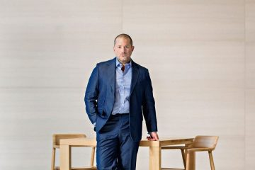 Sir Jonathan Ive