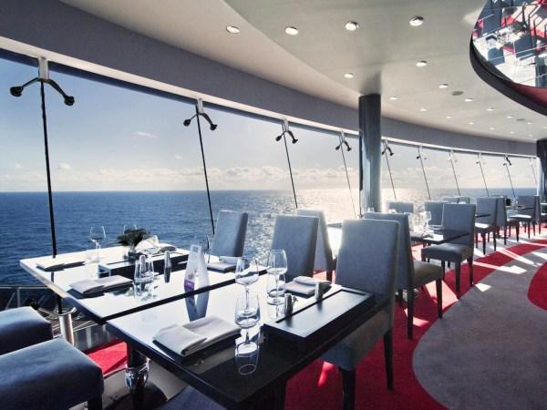 Resultado de imagen para msc divina galaxy restaurant