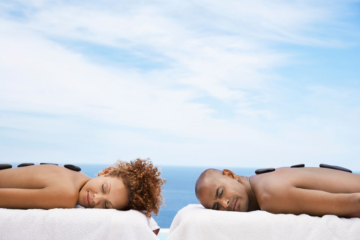 """The Essence Escape"" Couples Massage"