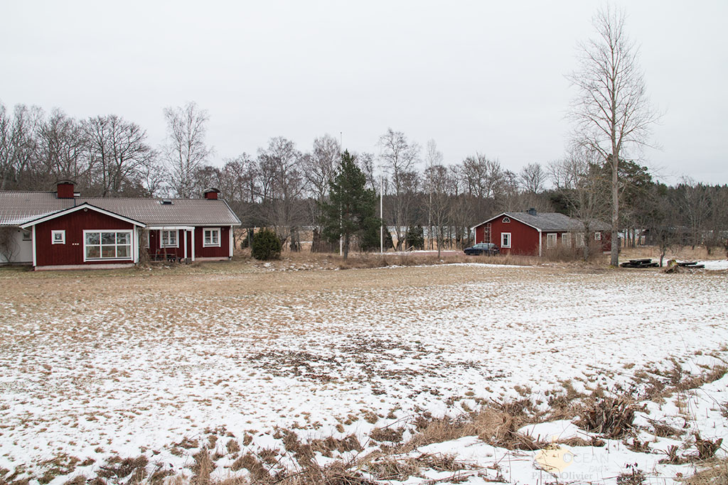Biological station of Husö - Åland - Winter time