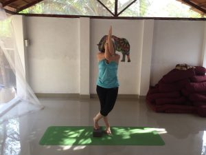Yoga after knee replacement surgery