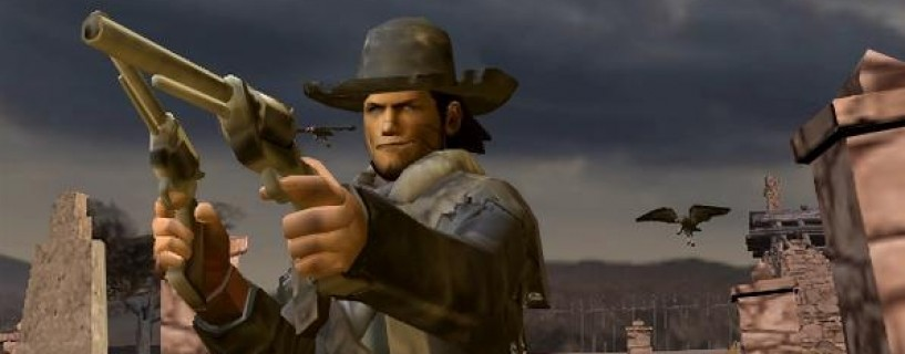 Red Dead Revolver PC free Download
