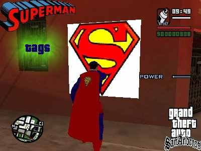 ocean of games gta san andreas superman
