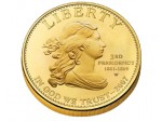 Independence Gold coin