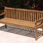 Classic Java 72in Teak Bench Oceanic Teak Furniture