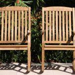 Set Of 2 Teak Rocking Chairs Oceanic Teak Furniture