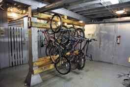 Bike & Bag Storage
