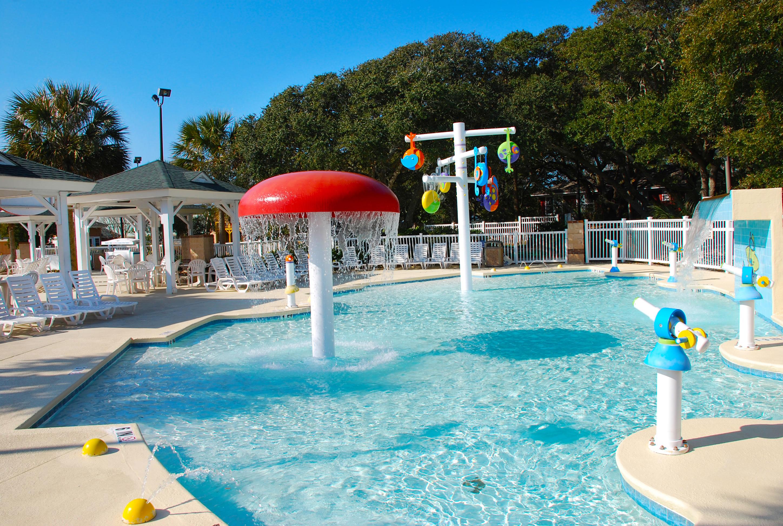 Sandy Harbor Family Fun Center At Ocean Lakes In Myrtle Beach