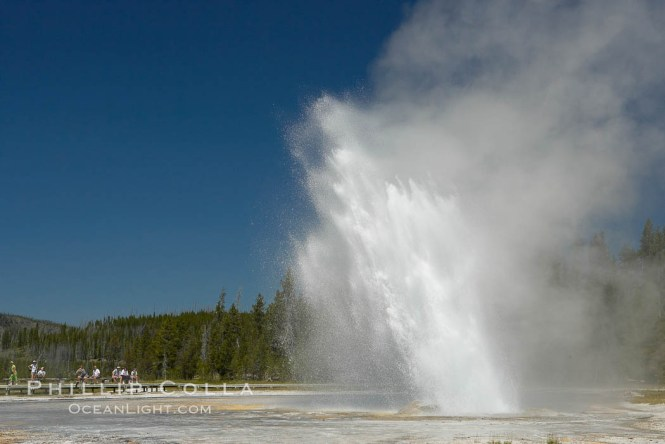 Guide To The Geysers Hydrothermal