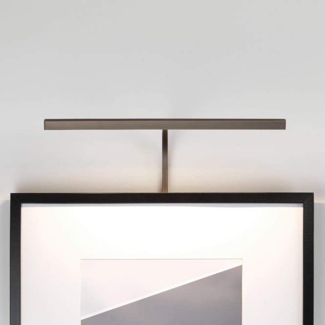 Picture Light Frame Mounted