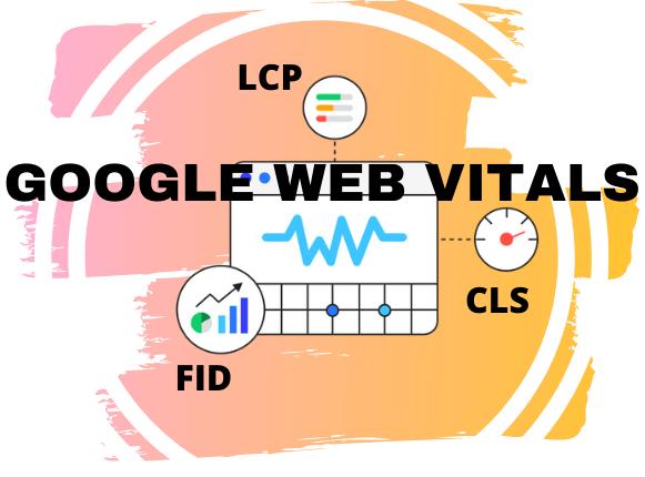GOOGLE WEB VITALS - INFOGRAPHIC