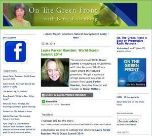 On The Green Frontmedium