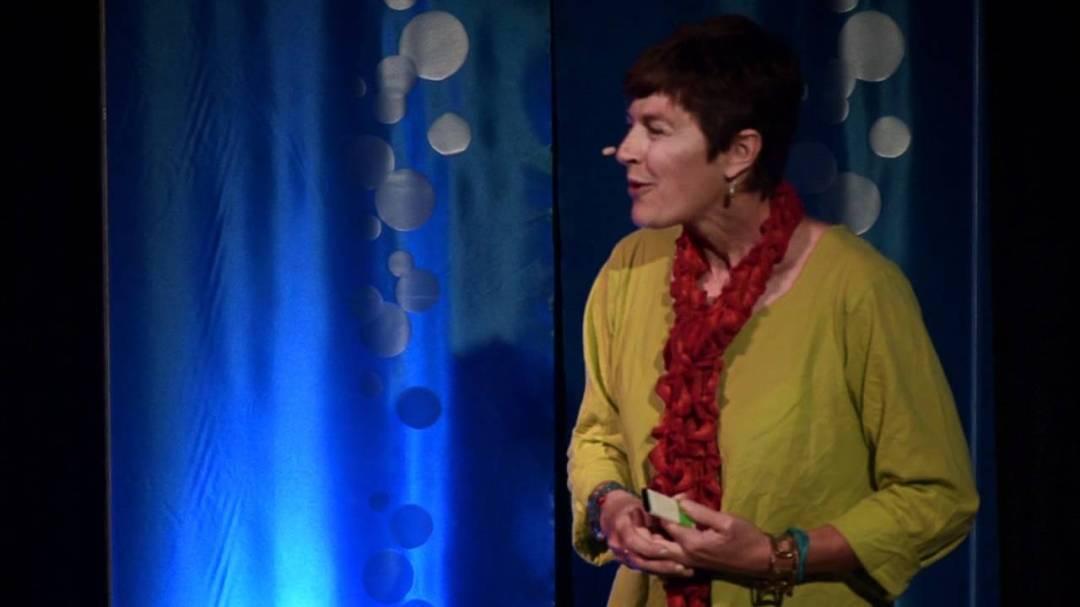 Eco-buoyant: Elin Kelsey at TEDxMonterey