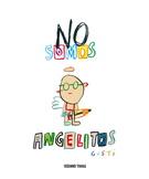 """Cubierta del libro """"No somos angelitos"""""""