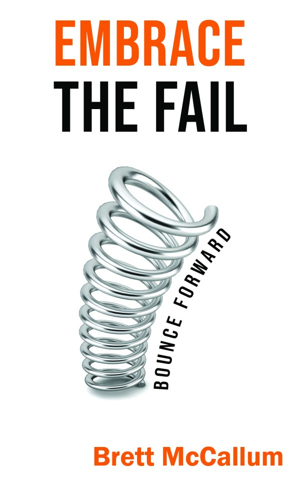 Embrace The Fail - Ocean Reeve Publishing