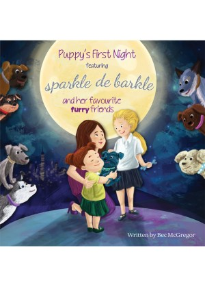 Puppies First Night - Ocean Reeve Publishing