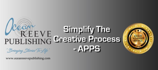 Simplifying the Creative Process – APPS