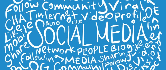 social media for published books and authors