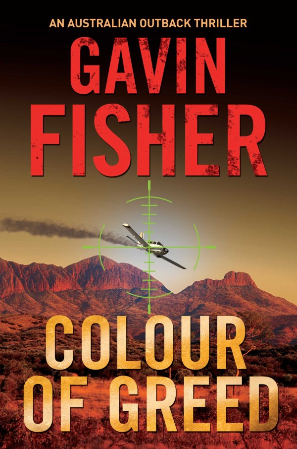 Colour Of Greed Gavin Fisher