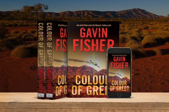 Gavin Fisher - Colour of Greed