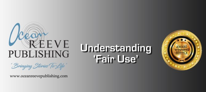 Understanding 'Fair Use'