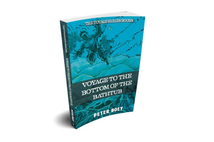 Voyage to the Bottom of the Bathtub - Peter Boey