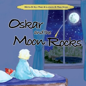 Oskar and the Moon Rocks