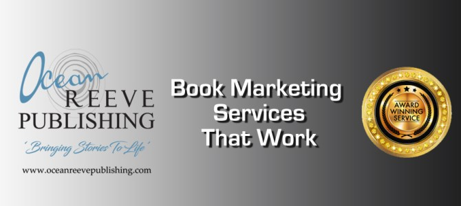 Book Marketing Services That Work