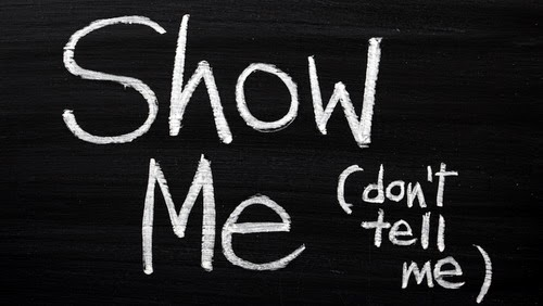 Show Me (don't tell me)