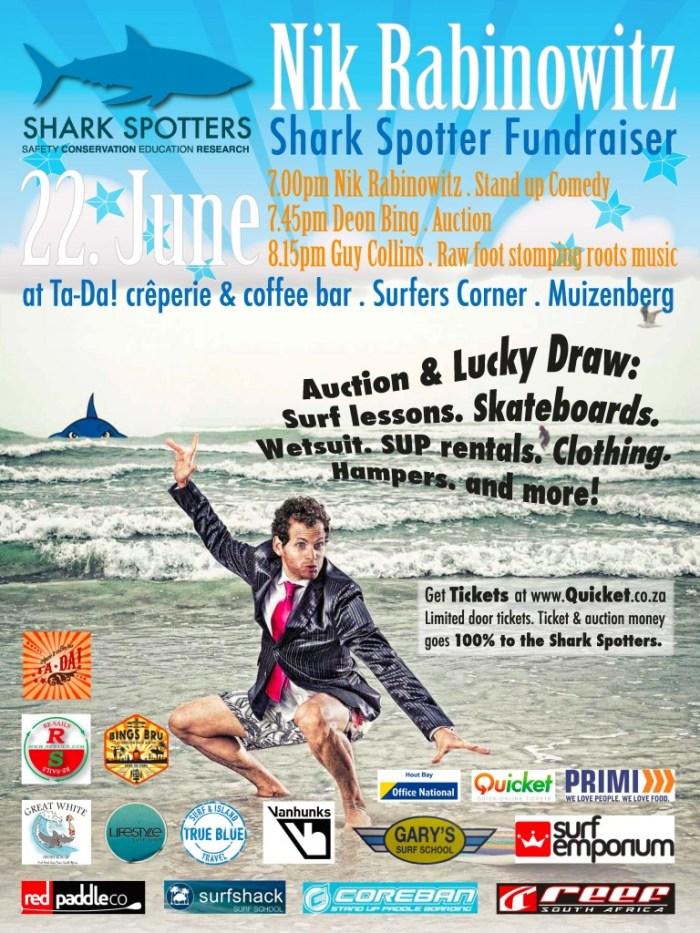 sharkspotter fundraiser web