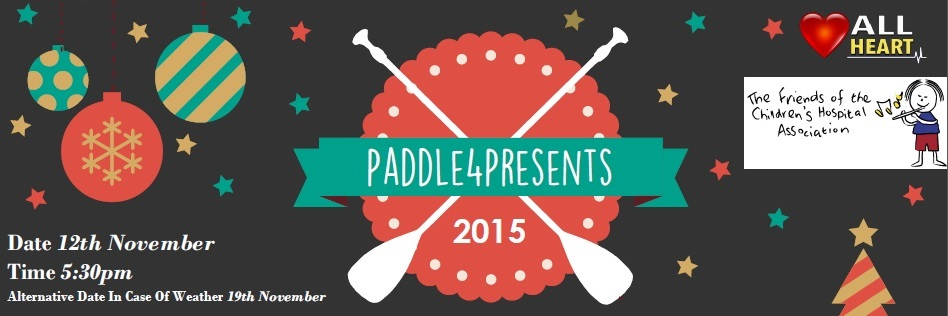 Paddle4Presents Event 2015 | Cape Town