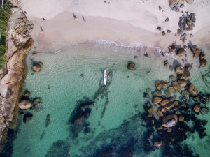 Simons Town Paddle Out
