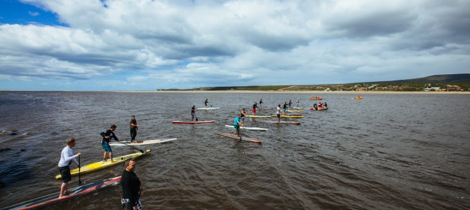Whale Of A Race SUP Event 2016