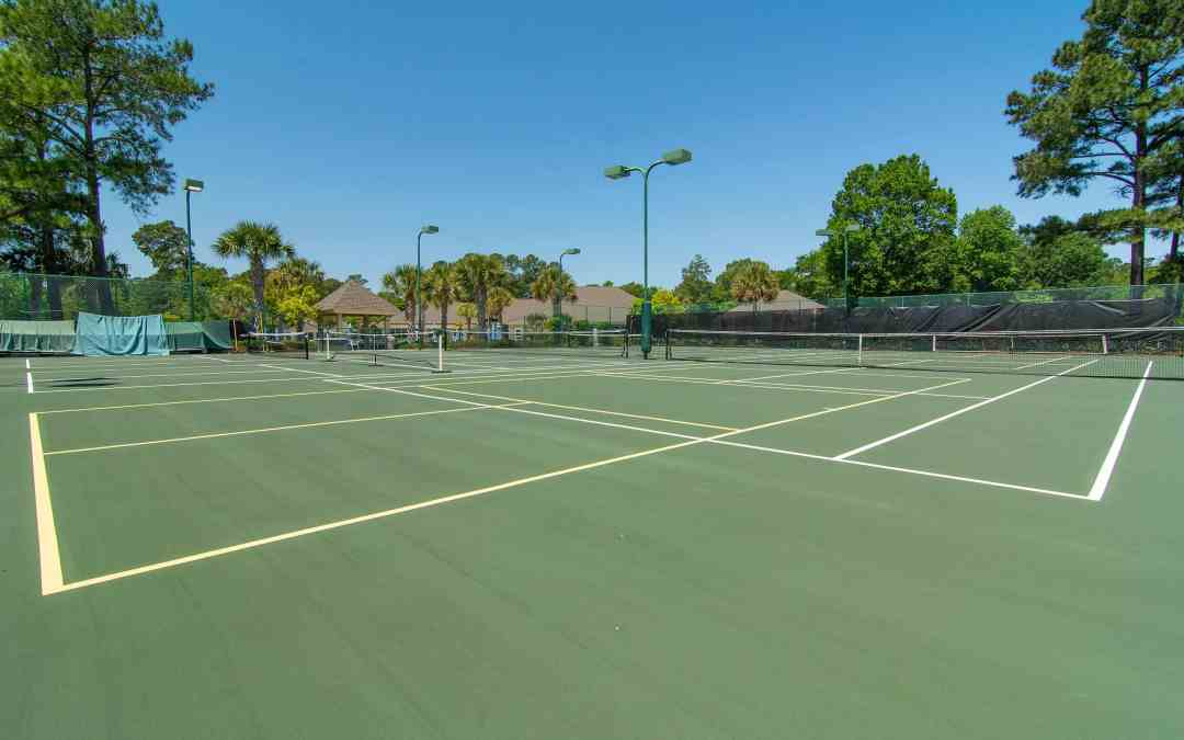 Ocean Ridge Plantation Posts Tennis/Pickelball Rules Updates