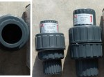 OCEANSING PVC Check Valve (one way valve)
