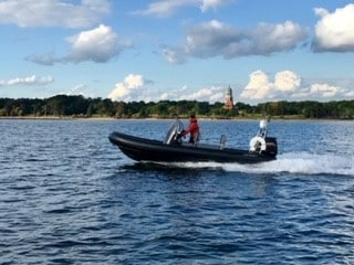Ocean Sports Safety Boat 5
